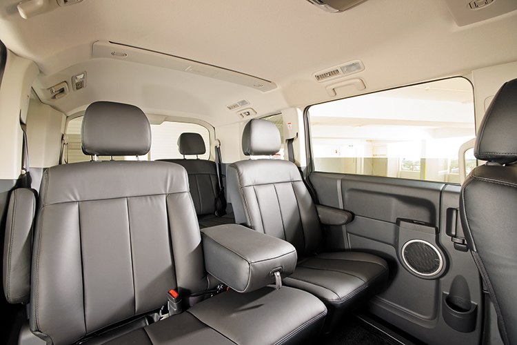 The Mitsubishi Delica Is A Roomy Comfy And Perfectly Boxy Mpv