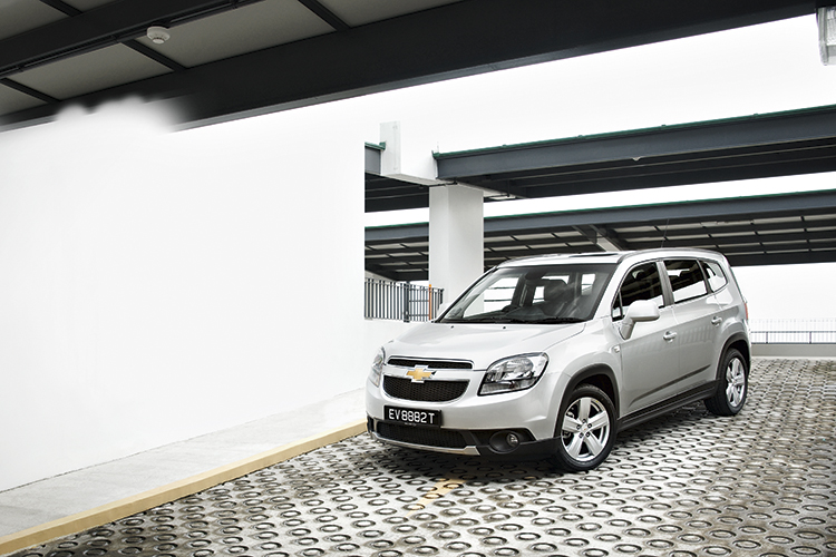 Chevrolet Orlando Mpv Is A Stature Of Liberty Torque
