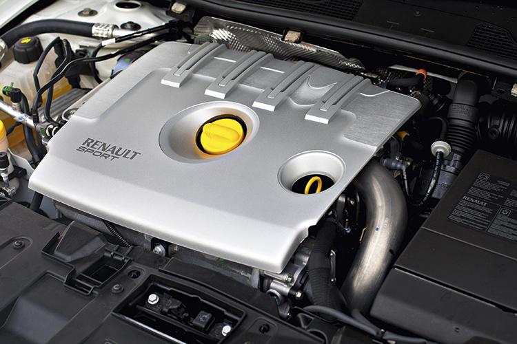 renault megane rs monaco gp engine