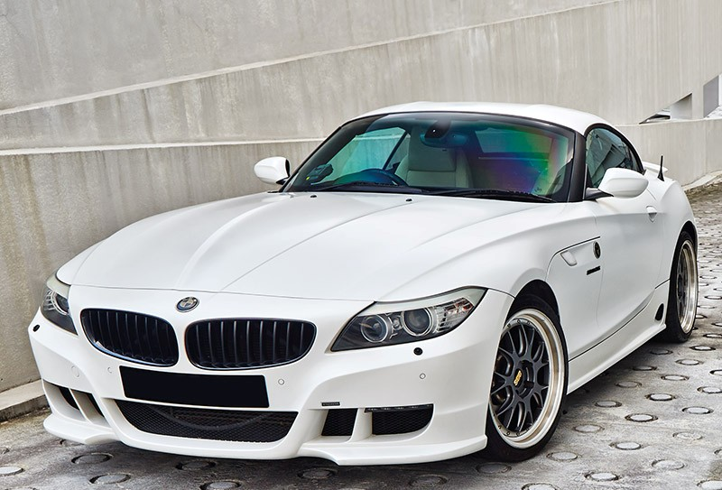 Modified Car Bmw Z4 Sdrive35i Torque