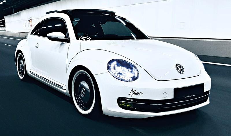 Modified Car Volkswagen Beetle Torque