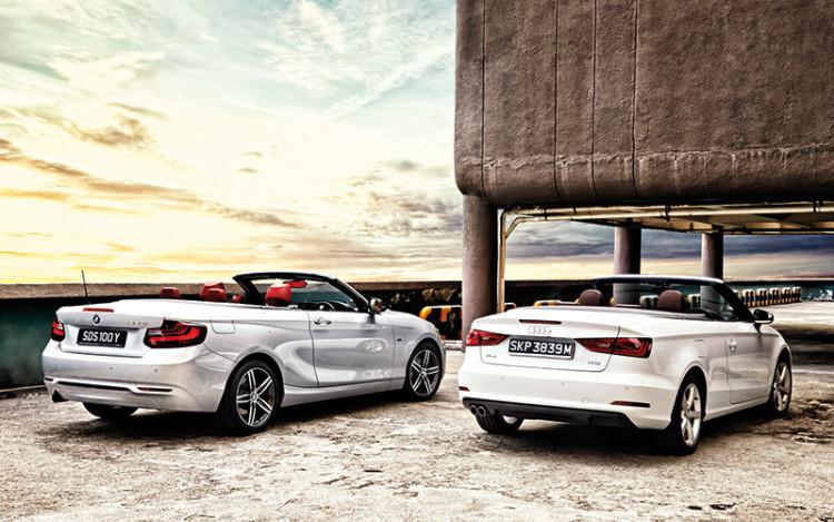 BMW-220i-Convertible-vs-Audi-A3-Cabriolet_2