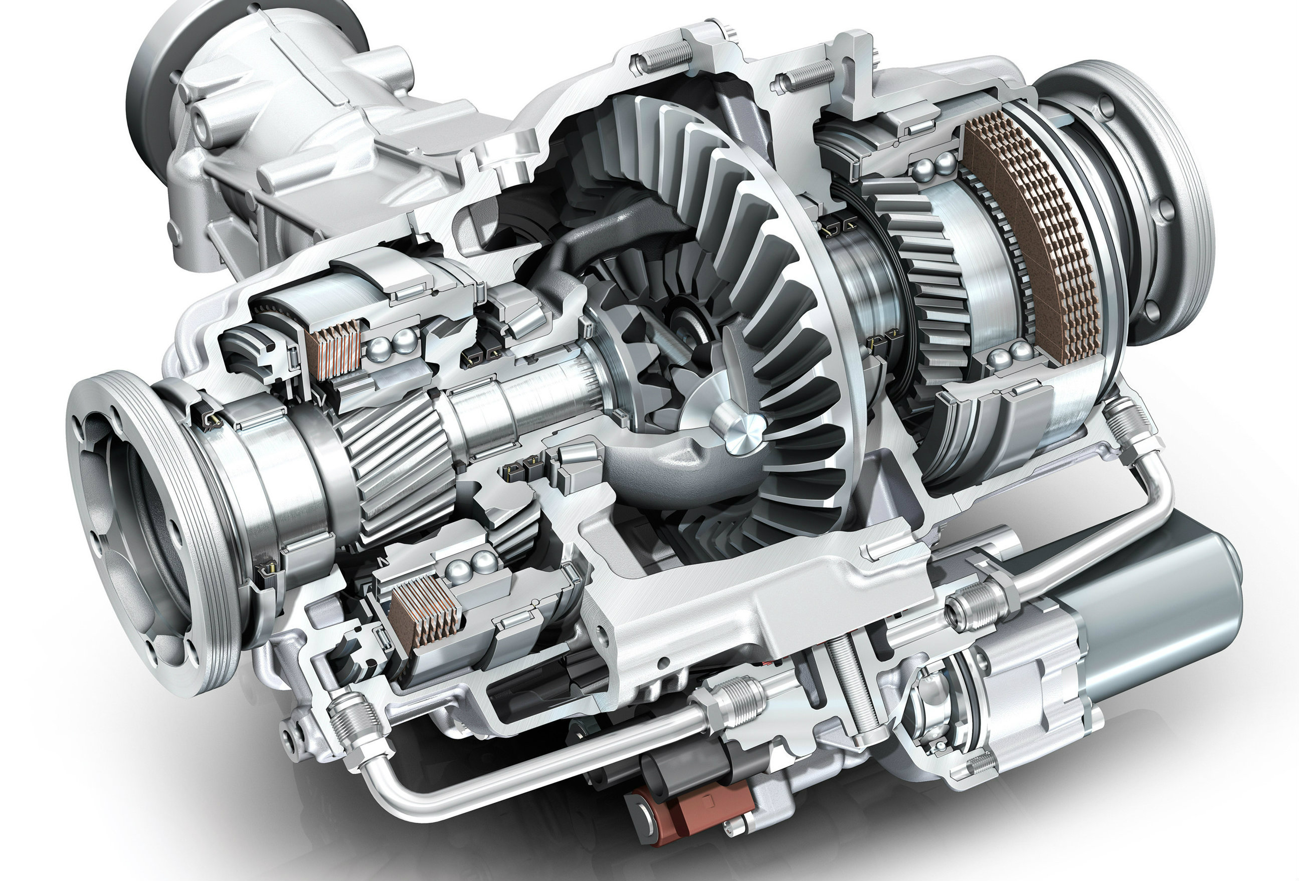 Limited Slip Differential >> What Is A Limited Slip Differential Torque