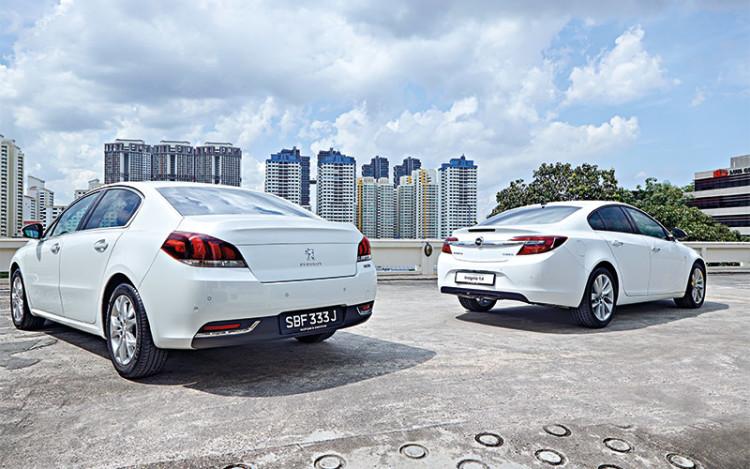 Peugeot-508-vs-Opel-Insignia_2