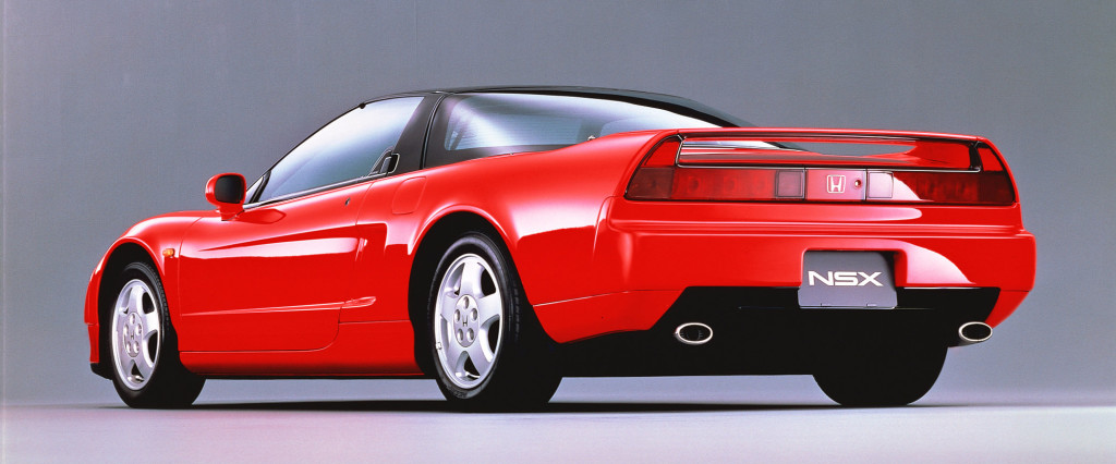 Lexus 7 Seater Suv >> Honda's finest hour, the original NSX | Torque