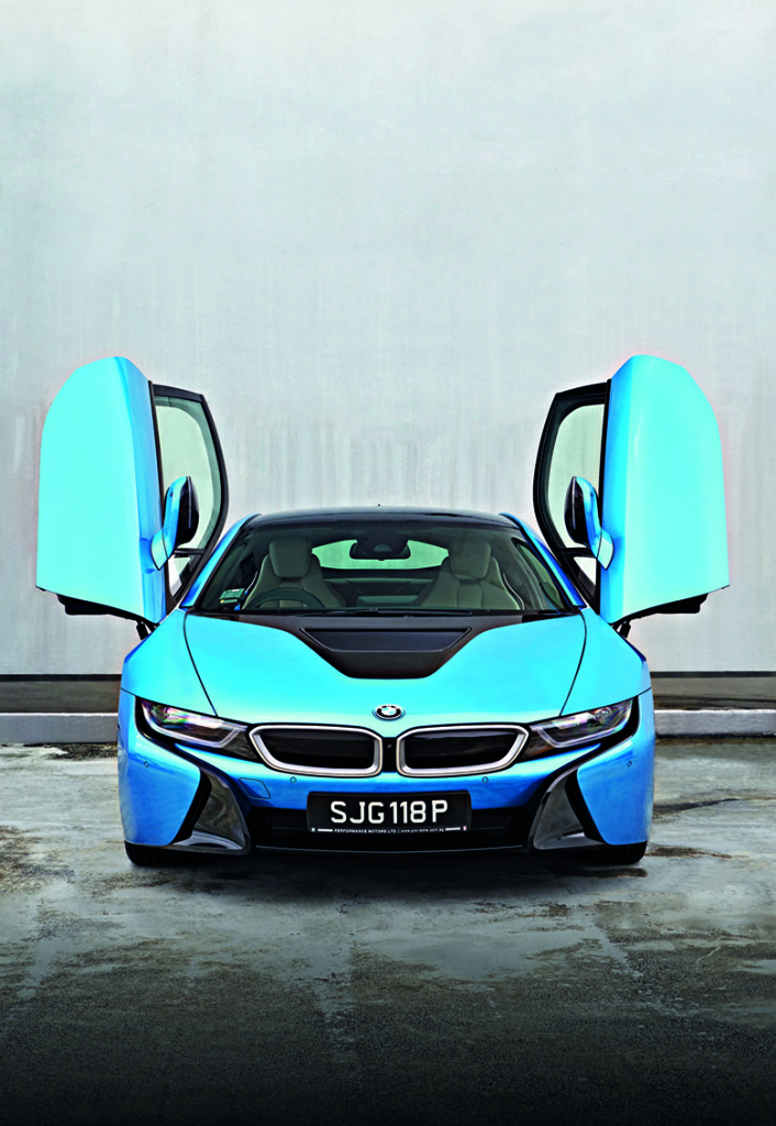 straits times, car of the year, straits times car of the year, st car of the year, st coty, coty, bmw, i8, bmw i8 pic4