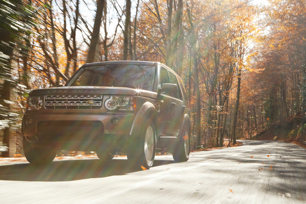 Land Rover Discovery 4 Review Torque
