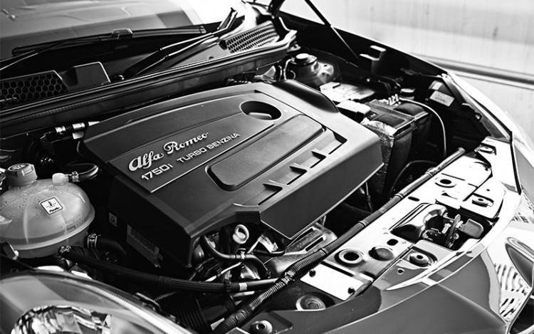 alfa-engine