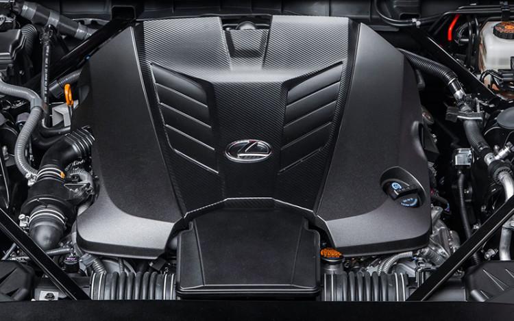 lc500-engine