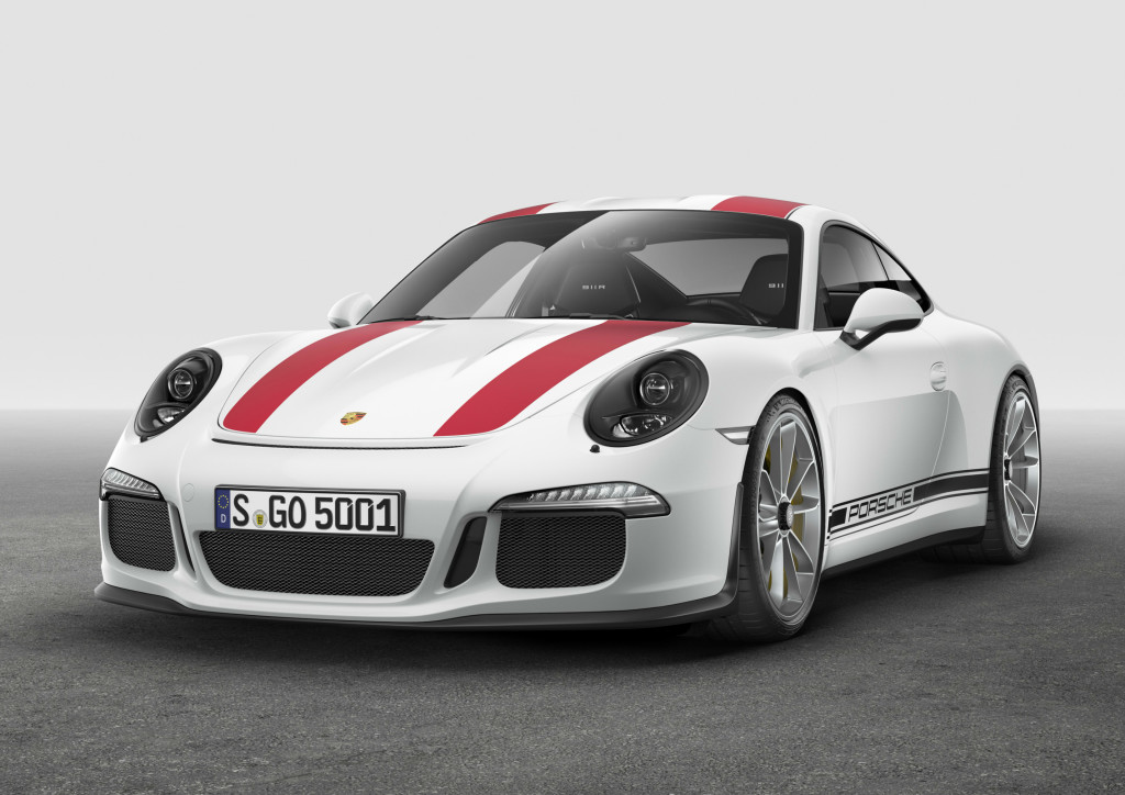 This is a collectible 911 coupe with delectable motor racing technology.