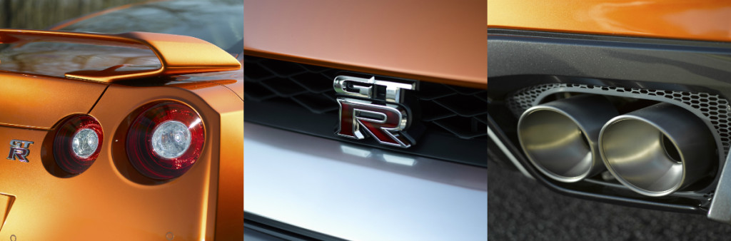 """GT-R might stand for """"Godzilla To Race""""."""