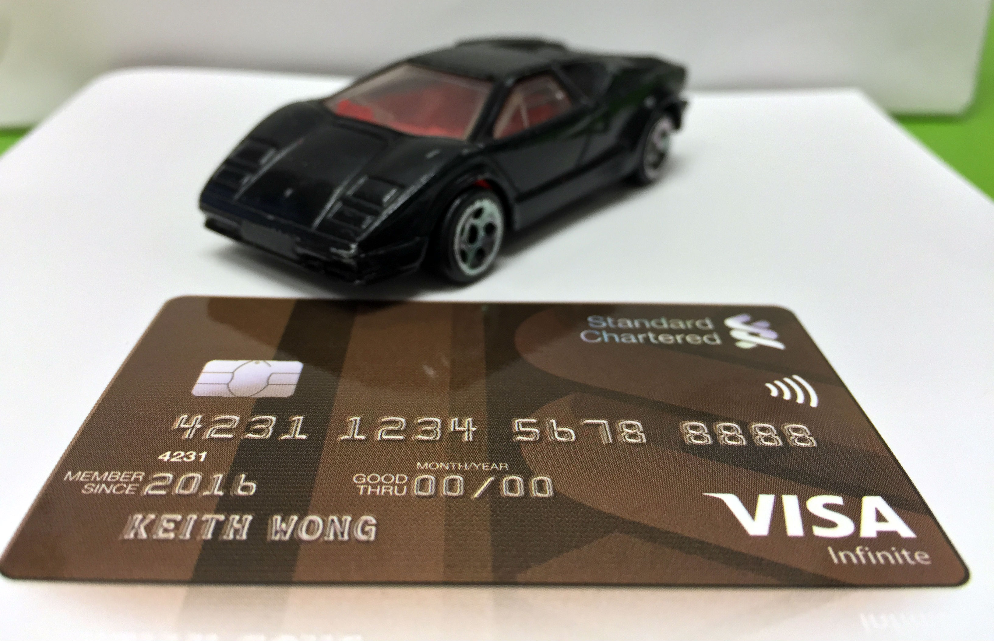 Standard chartered visa infinite credit card tie up with uber torque reheart Image collections