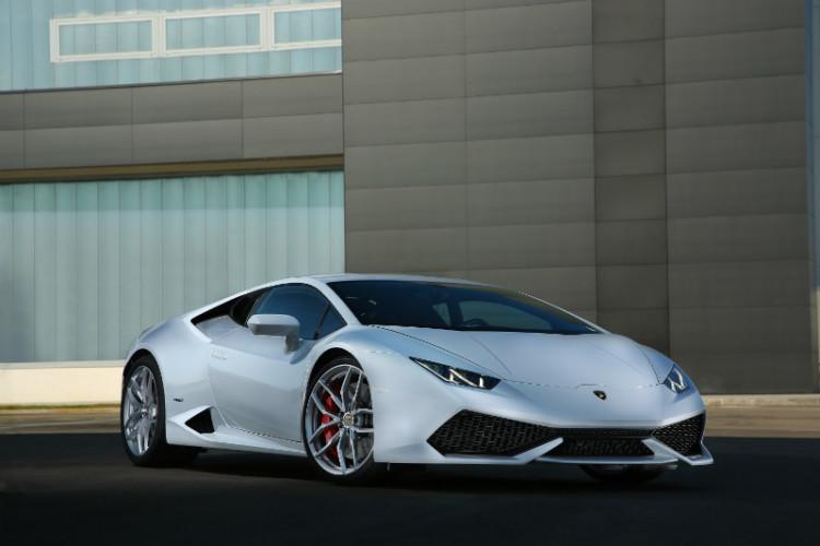 Lamborghini Huracan LP610-4 1