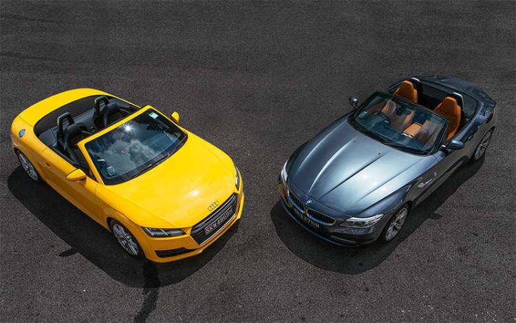 Audi Tt Vs Bmw Z4 - Optimum BMW