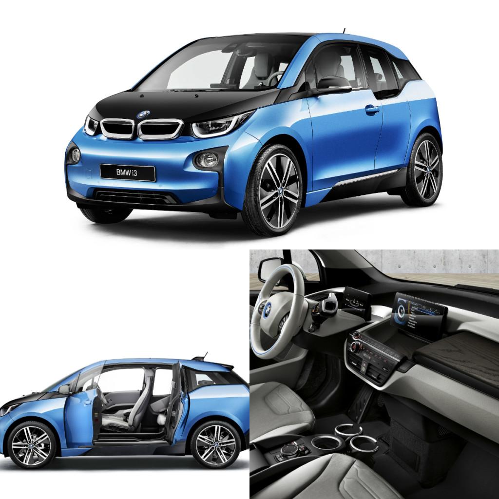 bmw, i3, bmw i3, electric car, electric vehicle, range extender, protonic blue, i8 pic2