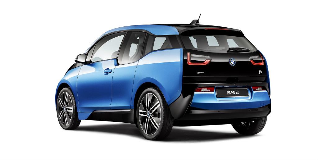 bmw, i3, bmw i3, electric car, electric vehicle, range extender, protonic blue, i8 pic3