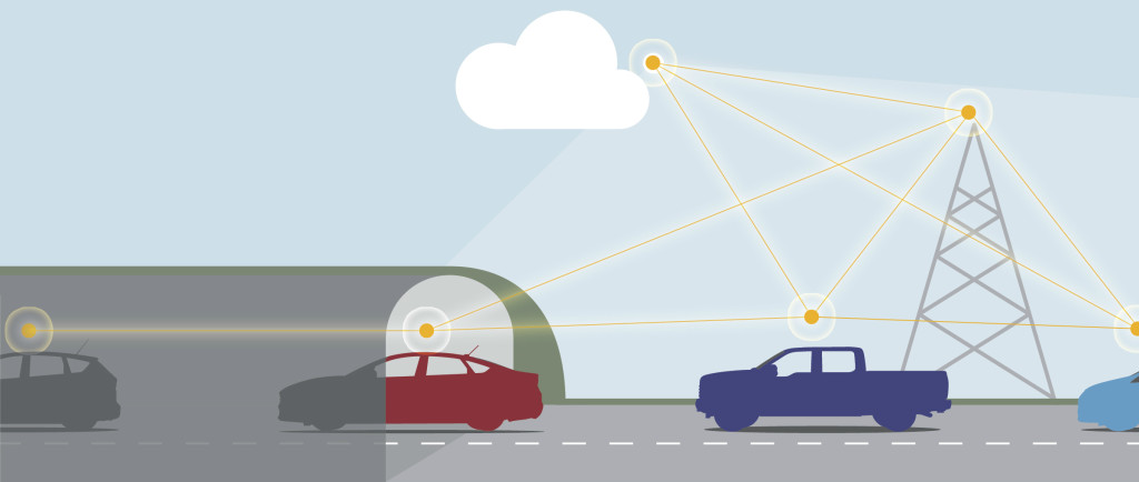 Big (data) brother will be watching you and your car.