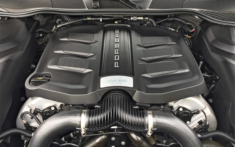 Biturbo 3L V6 is stronger and more economical than old 4.8L V8, but has less character and a weaker soundtrack.