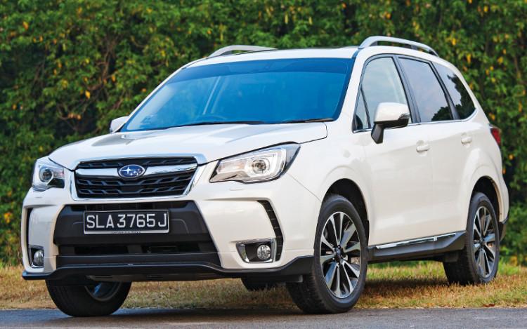 Subaru Forester Xt Review Torque