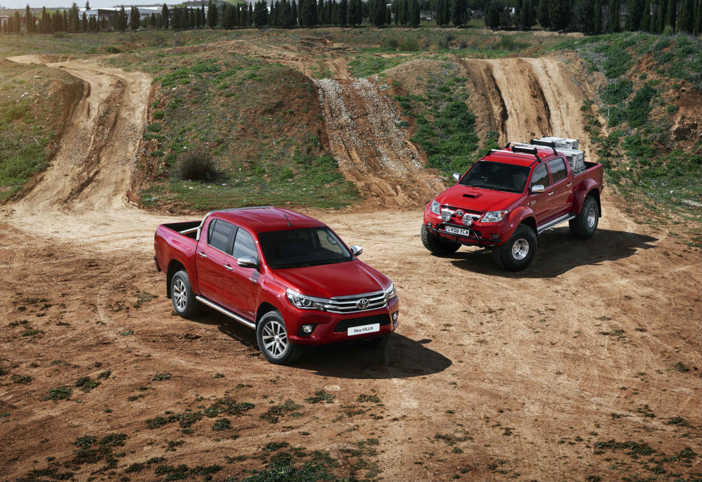 toyota, hilux, toyota hilux, pickup, 8th generation pic3