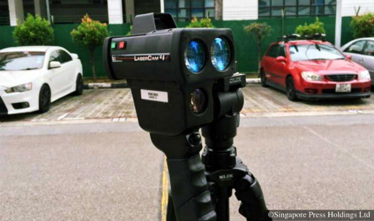 traffic police laser camera_1