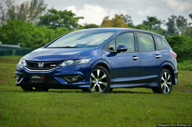 Honda Jade Rs Singapore
