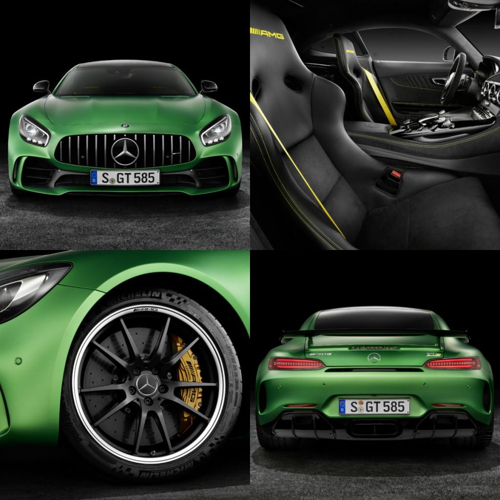 mercedes-amg, gt r, mercedes-amg gt r, green hell, nurburgring pic2