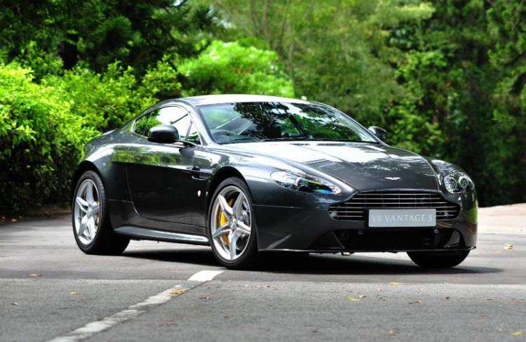 Aston Martin V8 Vantage S Review Torque