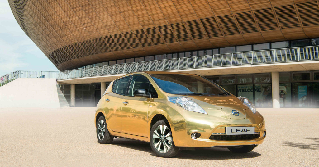 nissan, leaf, leafs, nissan leaf, nissan leafs, rio 2016 olympics, olympic games pic3