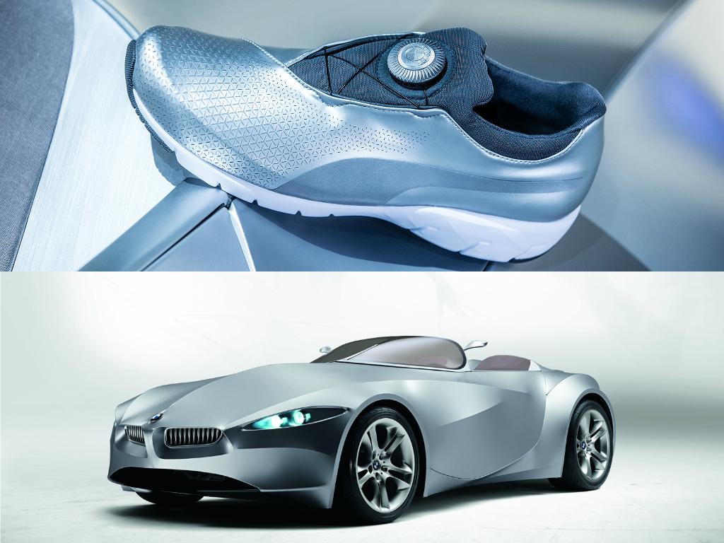 personalizado Marca comercial imponer  Puma concept shoe designed by BMW | Torque