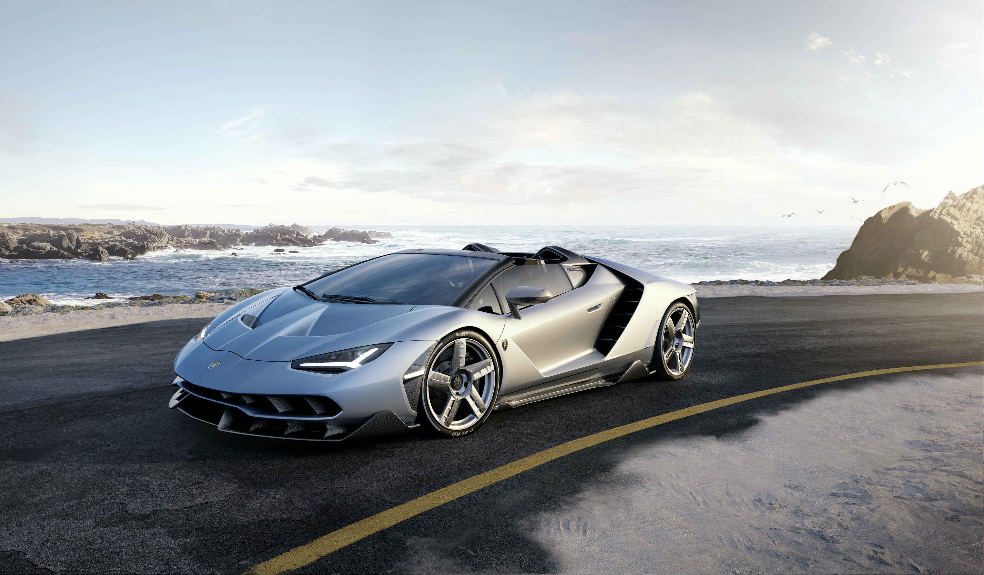 Lamborghini Centenario Roadster Torque