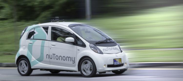 nutonomy, land transport authority, lta, autonomous vehicle, autonomous vehicles pic2