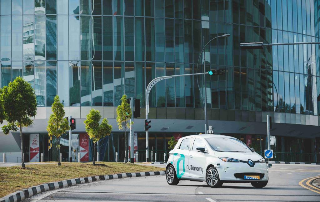nutonomy, land transport authority, lta, autonomous vehicle, autonomous vehicles pic3