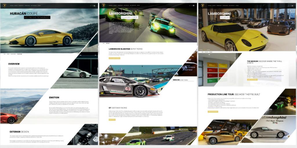 lamborghini, website, lamborghini website, car configurator, huracan, aventador, automobili lamborghini, lambo pic2