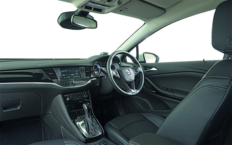 Opel Astra's cockpit is the best for road trips as it has the most supportive seats and widest footrest. It lacks the Drive Mode selector found in its rivals, but its helm is the most accurate of the group.