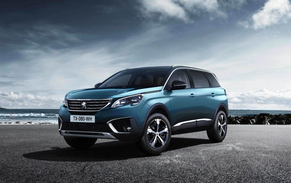 new peugeot 5008 at paris motor show 2016 torque