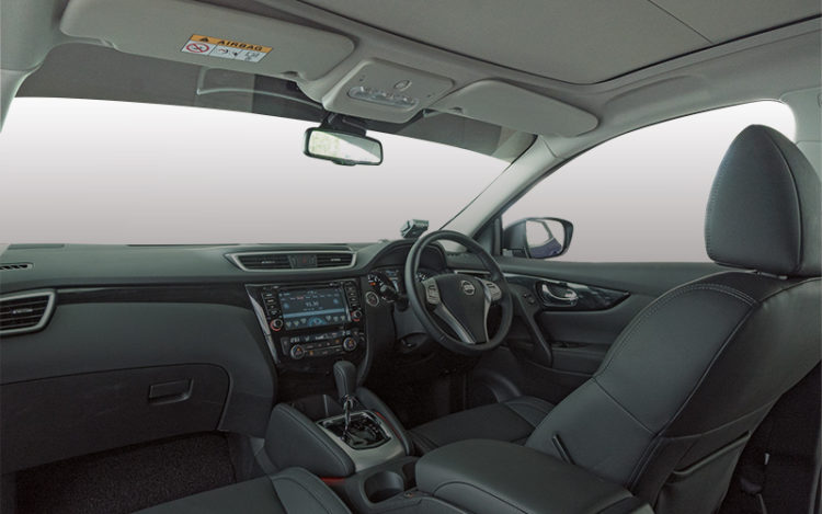 Qashqai's cockpit is the most upmarket, with the softest plastics and the cushiest seats. It's also the only car here with dual climate zones and an electrically adjustable driver's seat.