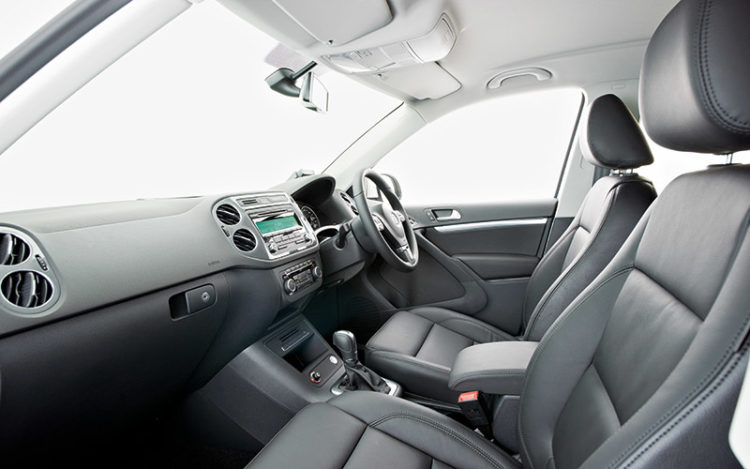 TIGUAN - Has the most commanding driving position and seats that are more comfortable and supportive (especially for the thighs) than the rest. Also has the added convenience of a one-touch up/down function for all the windows.