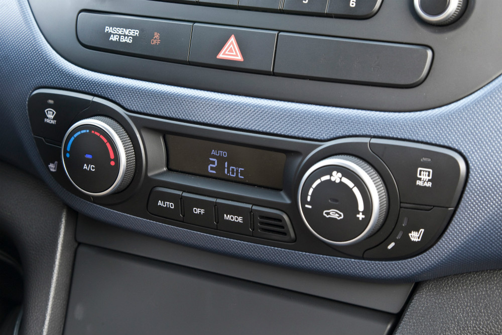 Should I leave my air-con's recirculation function on or off