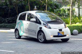 self-driving car nutonomy
