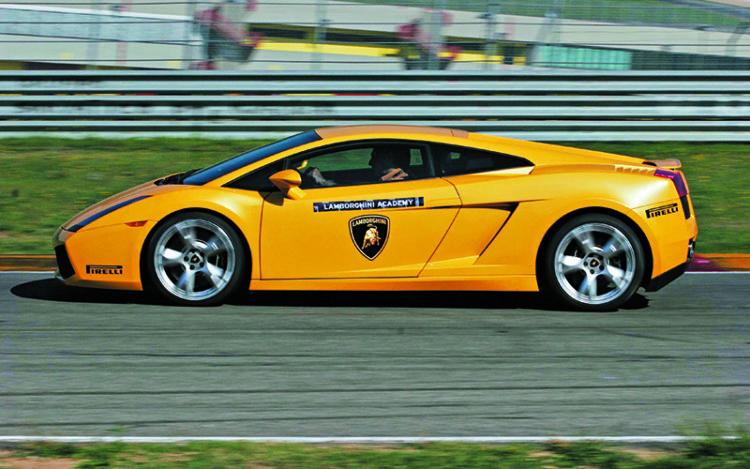Lamborghini Academy2