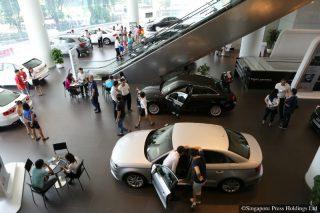 buy a car singapore