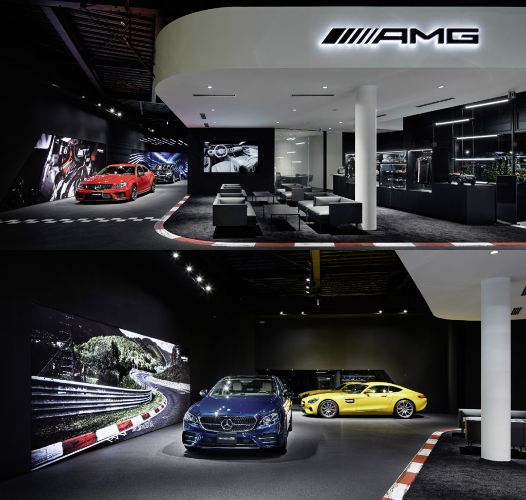 mercedes-amg, amg, amg performance centre, gt r, mercedes-amg gt r, amg performance, amg driving academy, amg collection, tokyo, setagaya, driving performance pic3