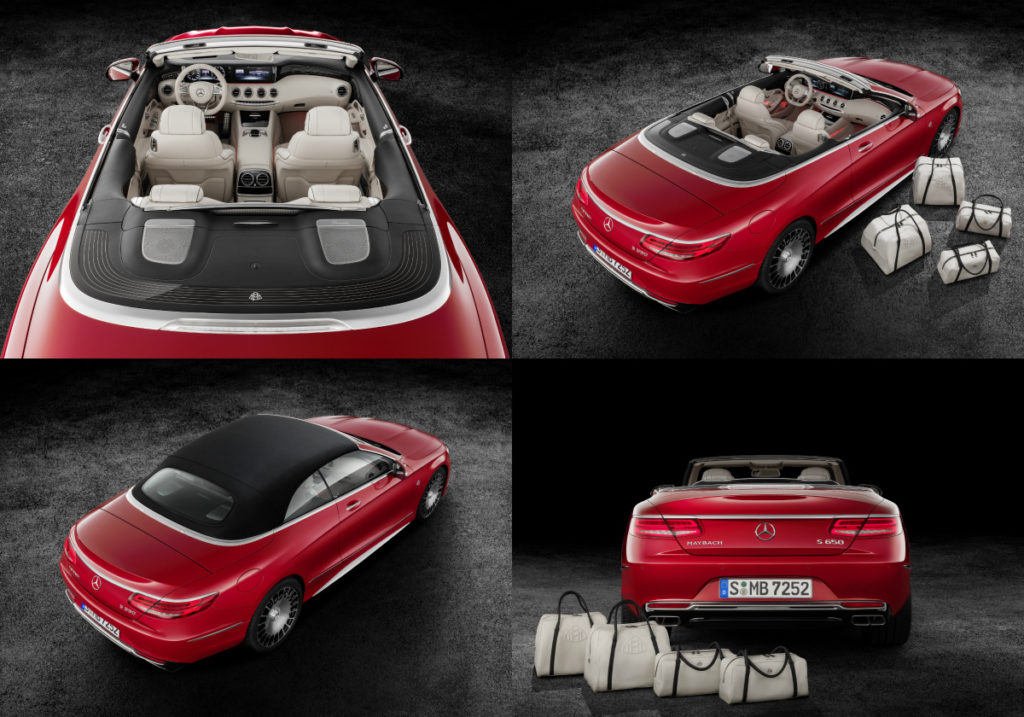 mercedes-maybach, s650 cabriolet, mercedes-maybach s650 cabriolet, s-class, s-class cabriolet pic2