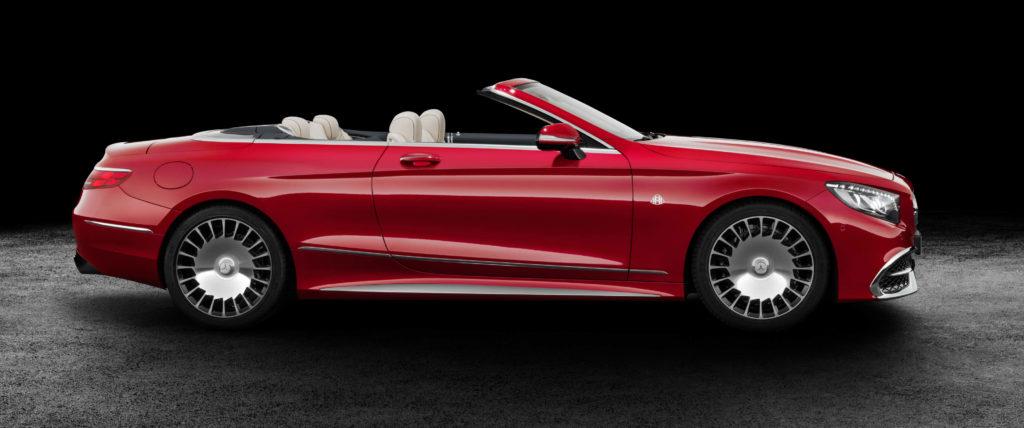 mercedes-maybach, s650 cabriolet, mercedes-maybach s650 cabriolet, s-class, s-class cabriolet pic3