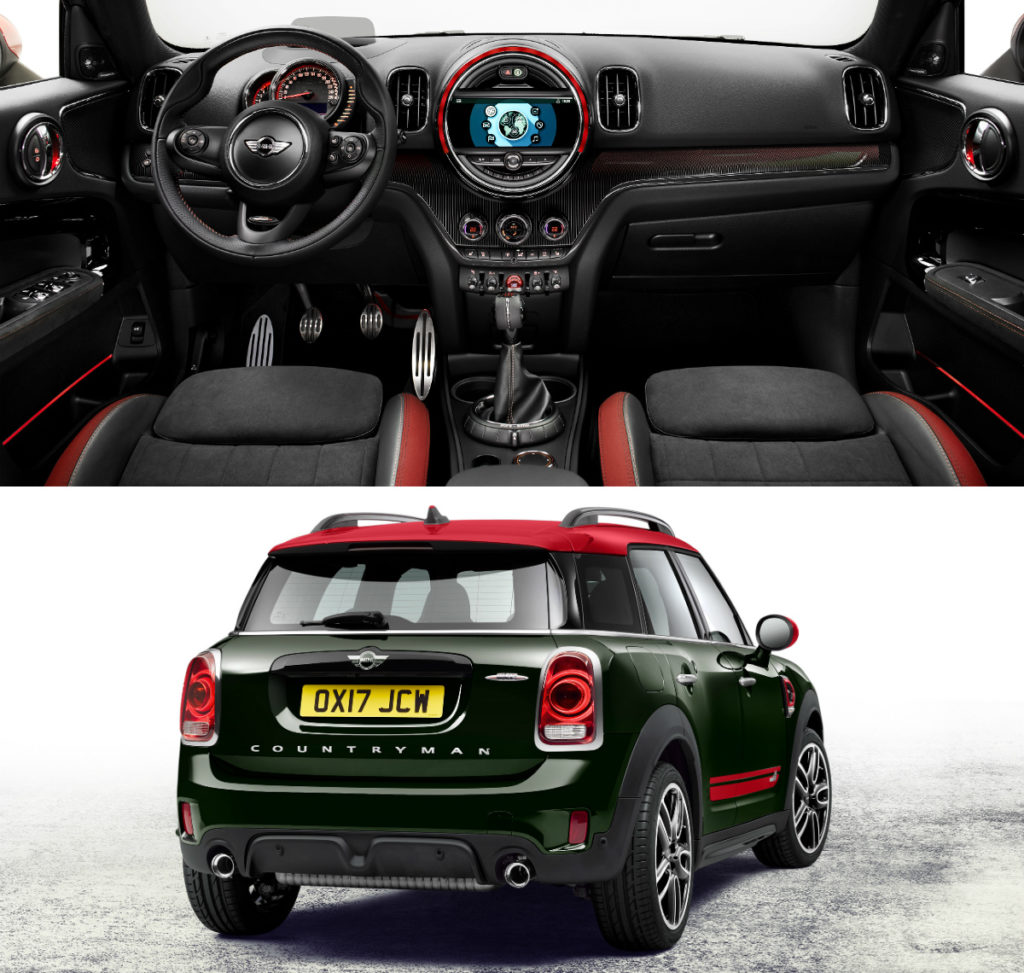 New MINI John Cooper Works Countryman For 2017