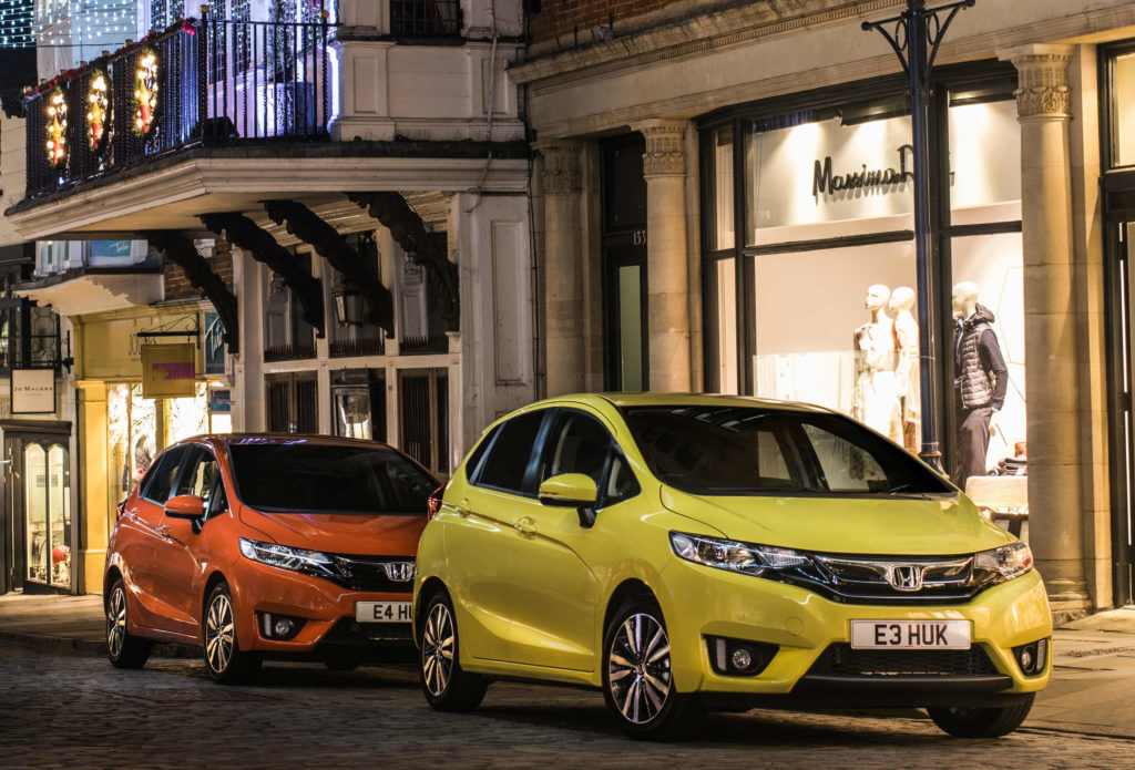 orange, yellow, orange car, yellow car, orange cars, yellow cars, honda, jazz, honda jazz pic2