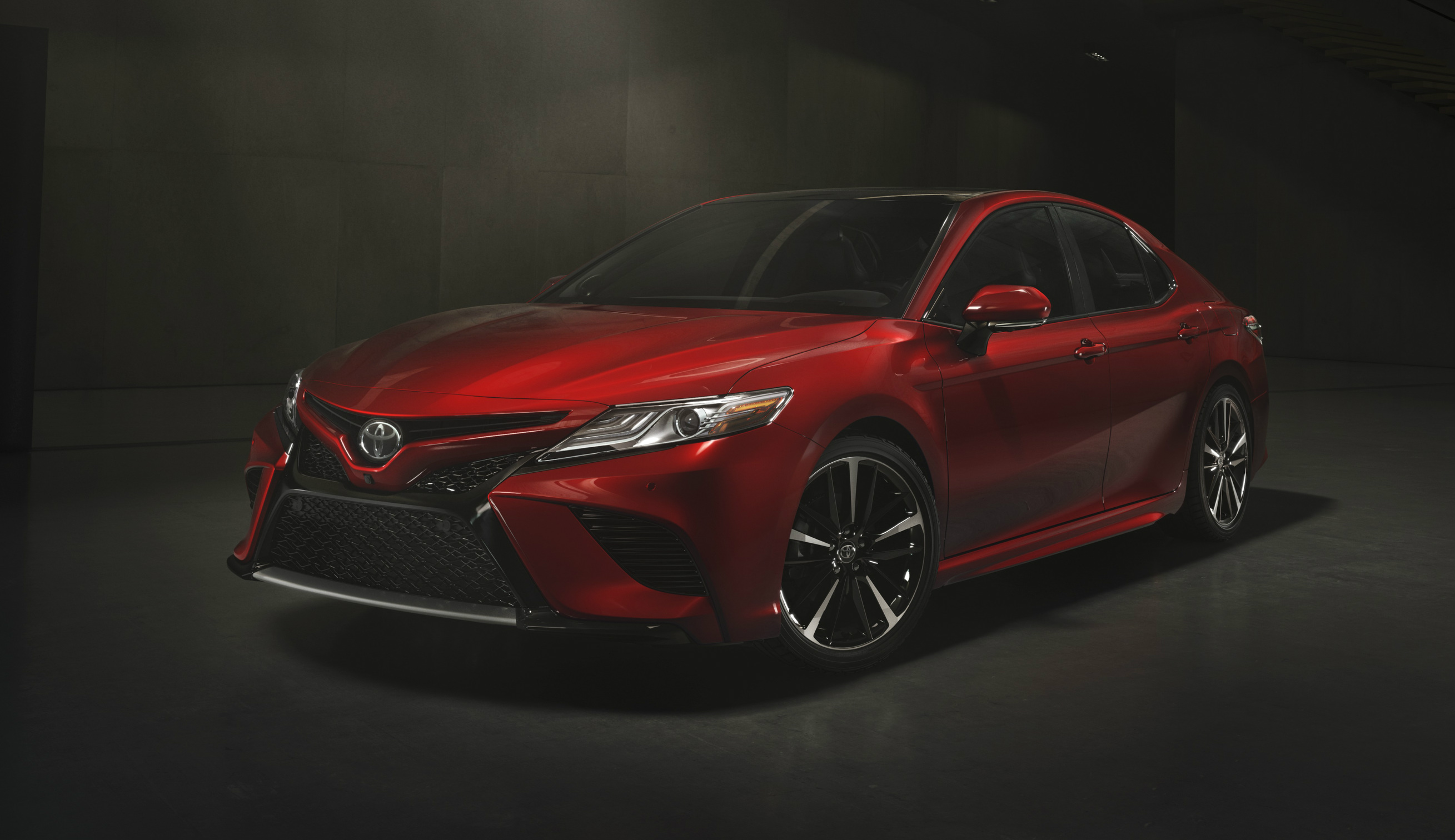 New Camry 2018 Singapore >> New Age Toyota Camry For 2018 Torque