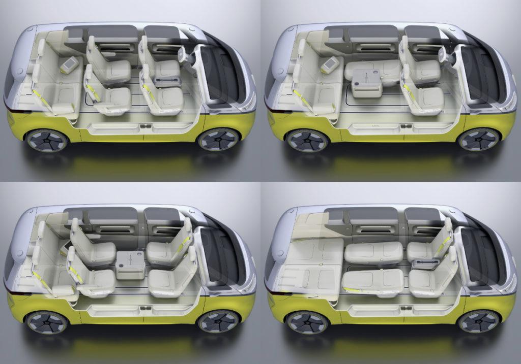 volkswagen, i.d. buzz, volkswagen i.d. buzz, vw, ccs, combined charging system, microbus, mpv, multi-purpose vehicle pic2