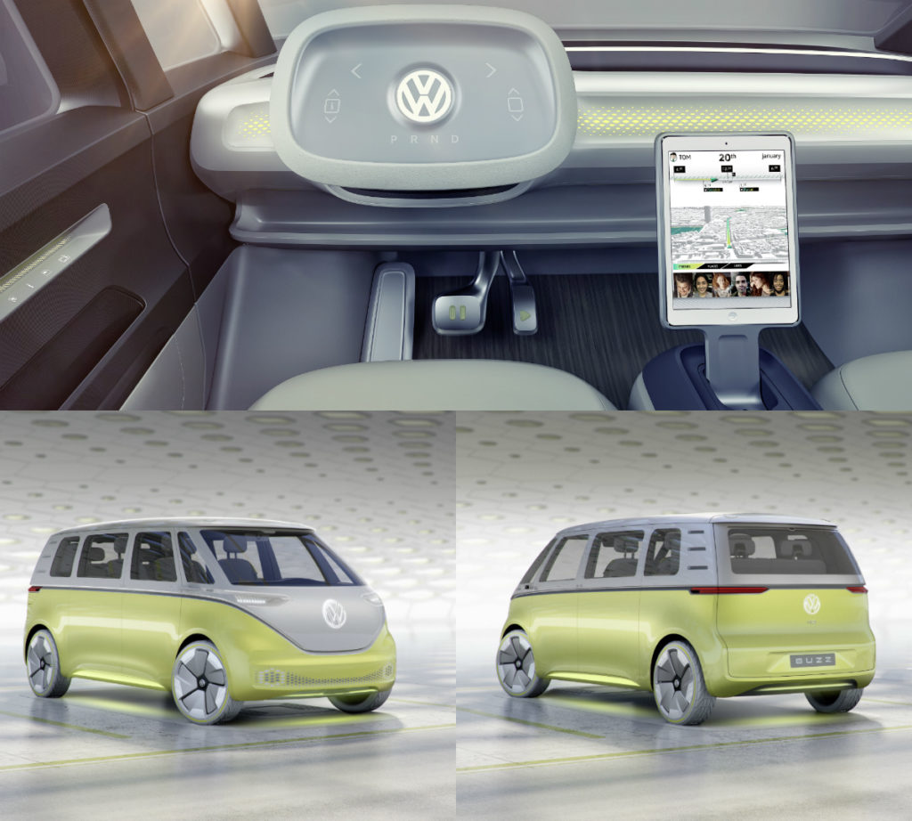 volkswagen, i.d. buzz, volkswagen i.d. buzz, vw, ccs, combined charging system, microbus, mpv, multi-purpose vehicle pic3